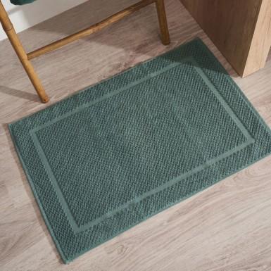 Bath Rug - Basic LM Verde