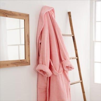 Bathrobe Combed Cotton -...