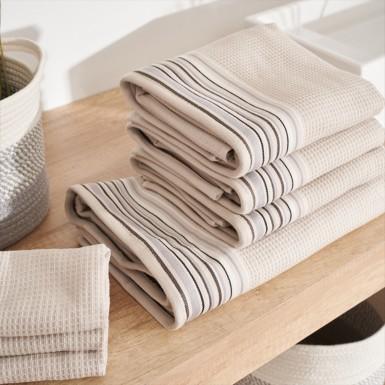 Waffle Bath Towel - Waffle