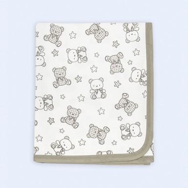 Baby Blancket - Bear