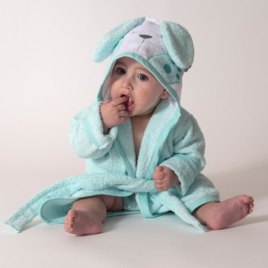 Baby Bathrobe - Rabbit
