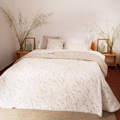 Pique Bedspread - Malia