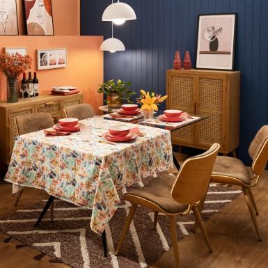 Cotton Tablecloth - Summer