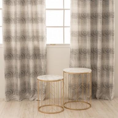 Curtain - Círculos