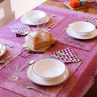 Cotton Tablecloth - Teodora
