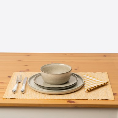 Place mat + 1 napkin - Teodora