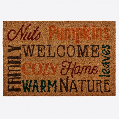 Door mat - Welcome